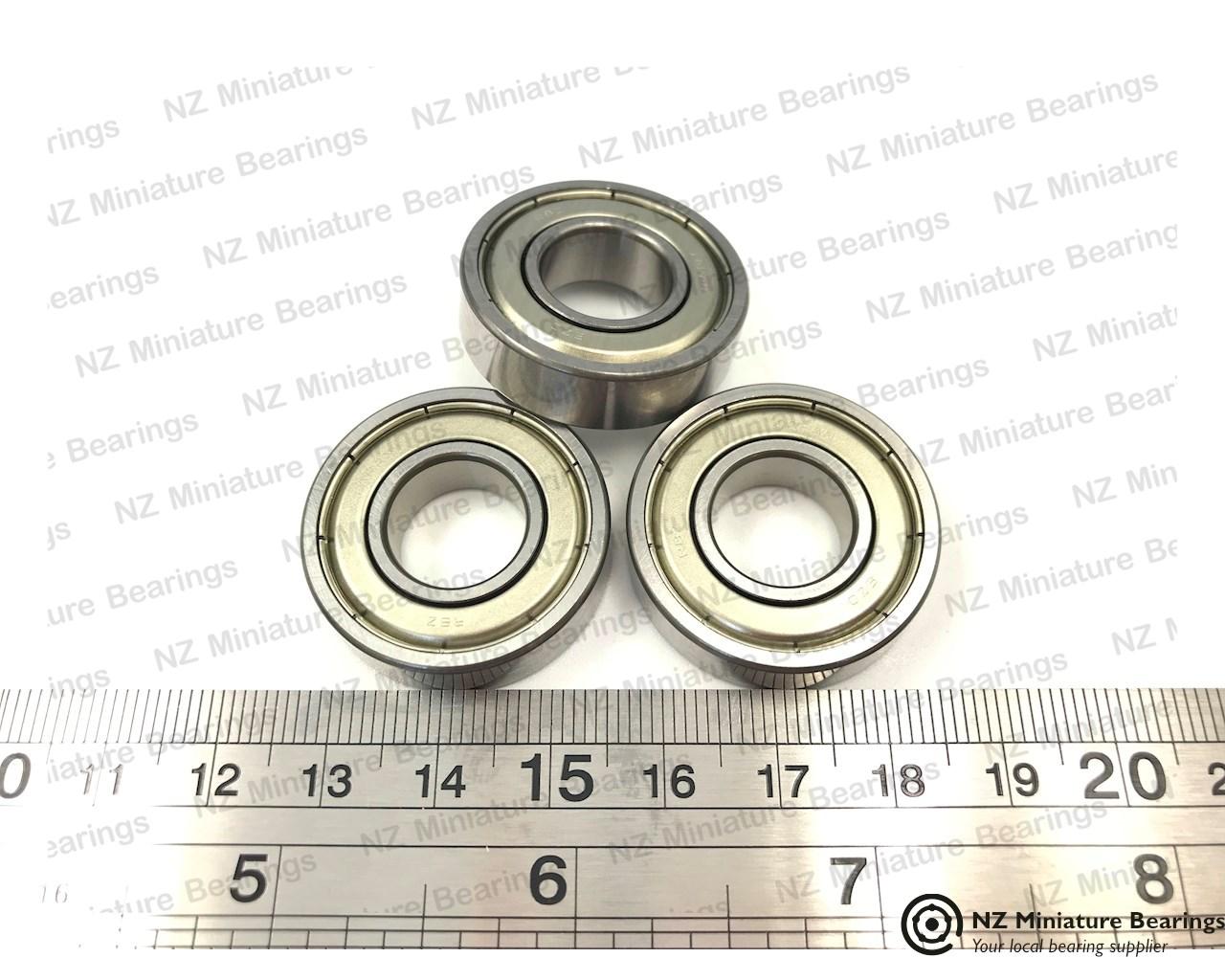 """1//2/"""" Bearing 1//2 x 1 1//8 x 5//16 Sealed Bearing R8-ZZ"""